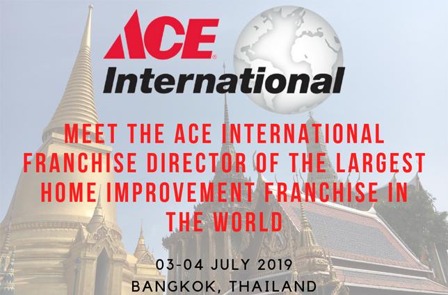 ace international franchise