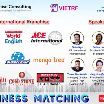 international franchise business matching ho chi minh viet nam