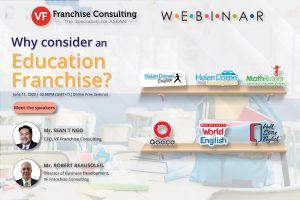 education franchise webinar