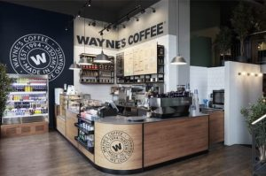 waynes coffee franchise opportunities
