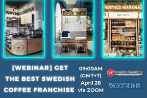 waynes coffee franchise