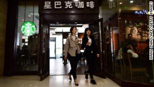 Starbucks CEO says the company is 'playing the long game in China'