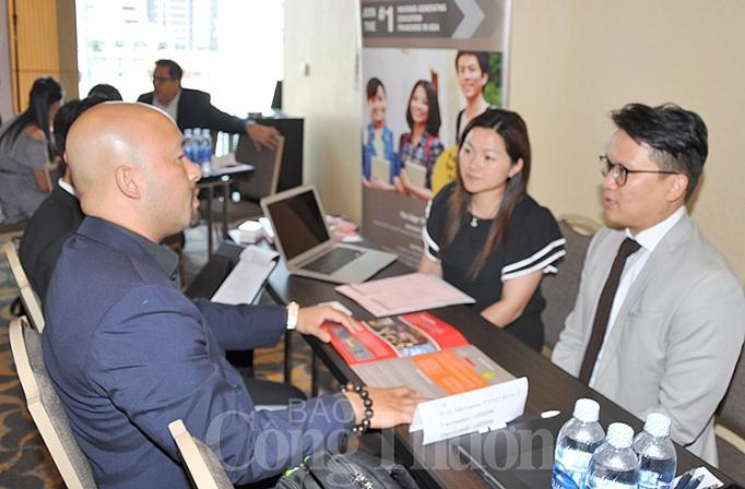 Các thương hiệu thực phẩm, đồ uống nổi tiếng thế giới đang tìm nhà đầu tư nhượng quyền tại Việt Nam ngay tại sự kiện kinh doanh nhượng quyền thương mại