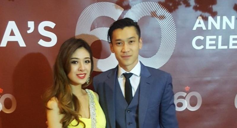 COCA Malaysia's co-owners, Jannio Shun (right) and Elizabeth Thea.