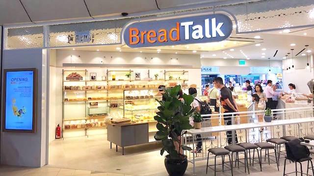 BreadTalk-Singapore-store