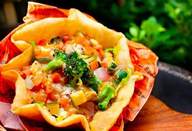 Cali-Mex-Thailand-Taco-bowl