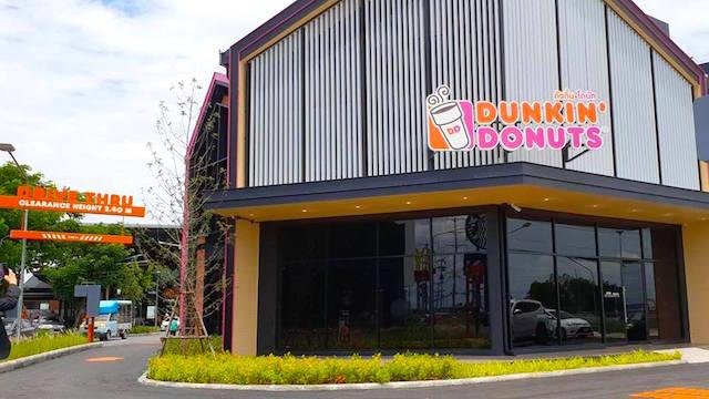 Dunkin-Donuts-Thailand-Drive-thru