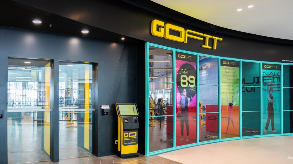 gofit fitness franchise
