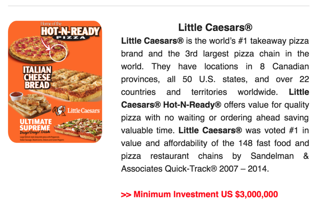 Japan Little Caesars