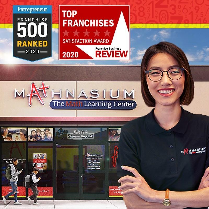 mathnasium education franchise