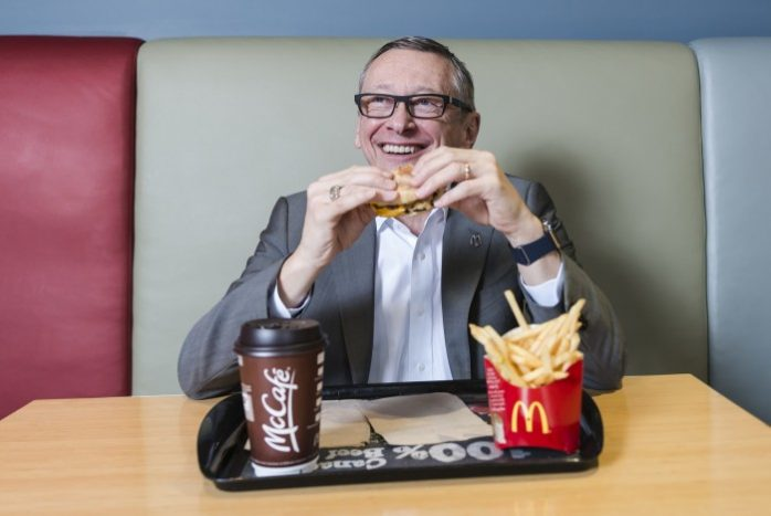 McDonald's Canada president and CEO, John Betts, to retire after 50-year career