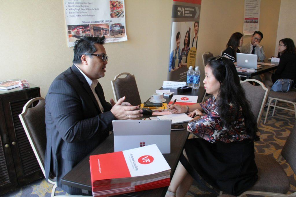 Ông Sean T. Ngo, CEO của VF Franchise Consulting nhận định, sẽ có nhiều chuyển biến tích cực về thị trường nhượng quyền tại Việt Nam trong thời gian tới.