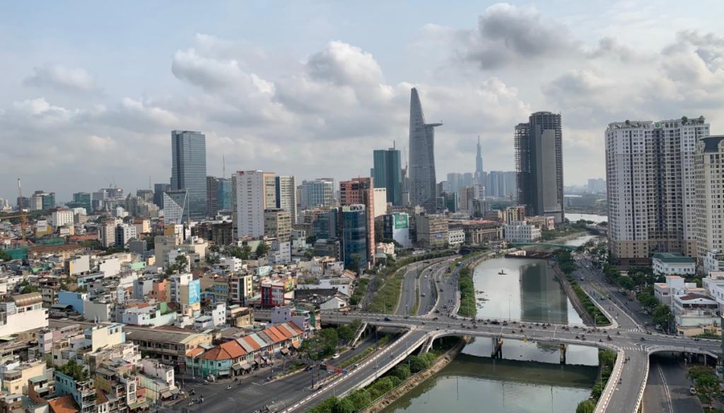 saigon morning with less traffic - resized